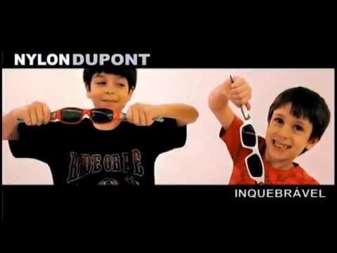 bb1db6bda Óculos de Sol Infantil em Nylon Dupont JF Sun - YouTube
