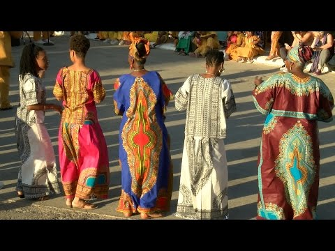 African Hebrew Israelite From Dimona - The Dance For The Land