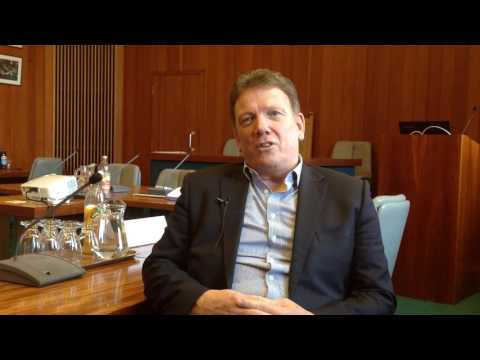 So You Want To Be A Councillor  with Stephen Hagan