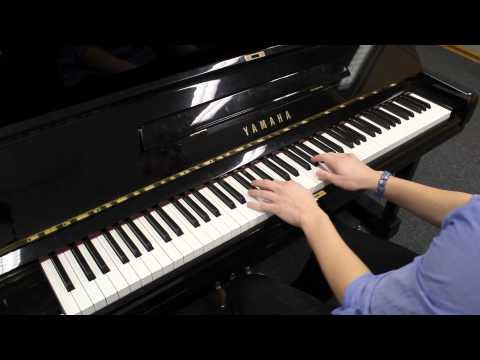Gary Jules - Mad World Piano Cover