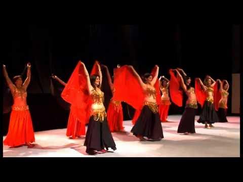 Danse Orientale Montpellier Les Orientales - Stage été voile