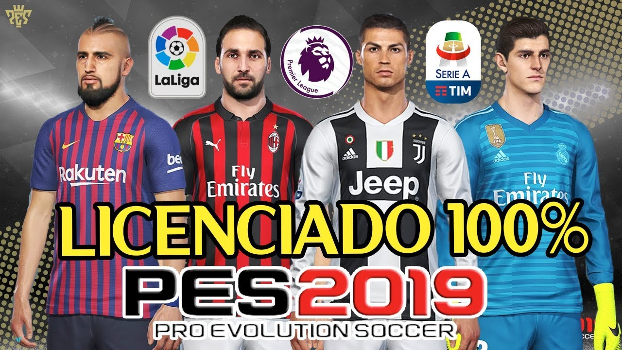 🏆 File pes 2019 | PES 2019 option file guide: How to get all the