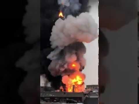 Watford City Explosion January 17th, 2019