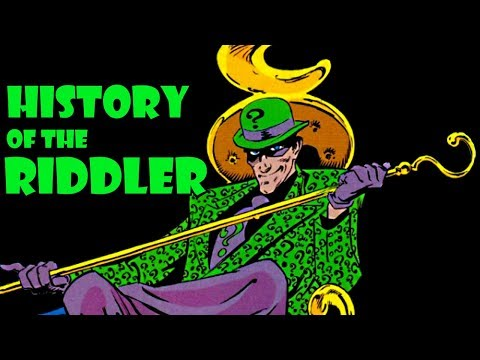 King of Conundrums - The Complete History of the Riddler