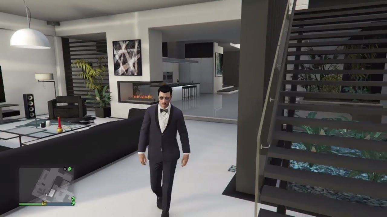 Gta Online Apartment Building