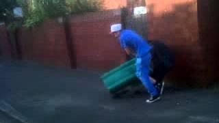 the bin man
