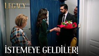 Seher'i İstemeye Geldiler | Legacy 104. Bölüm (English & Spanish subs)