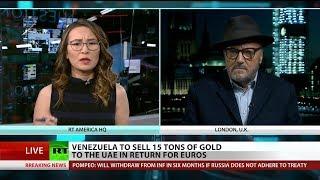 US global partners not cooperating on Venezuela
