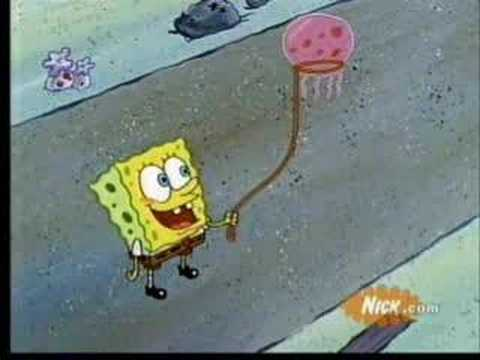 Spongebob Squarepants- I Get Money(50 cent)
