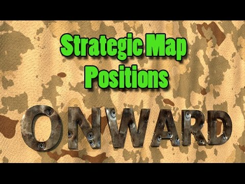 Onward VR - Strategic Map Positions