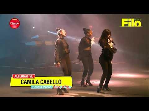 Camila Cabello Lollapalooza Argentina 2018