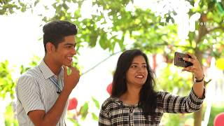 Roshan Abdul Rahoof Dubsmash  Practice with Jhansi Rathod|| Fun Dubsmash