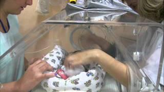 Letícia Vitória - Prematura de 24 semanas