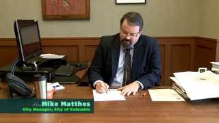 CoMo Energy Challenge: City Manager Mike Matthes