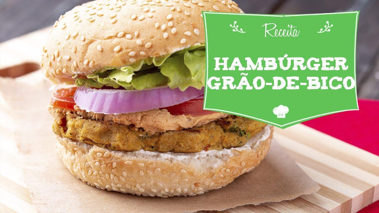 Resultado de imagem para hamburguer vegano de grao de bico