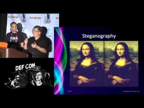 DEF CON 23 - Packet Capture Village - Mike Raggo - Remaining Covert in an Overt World