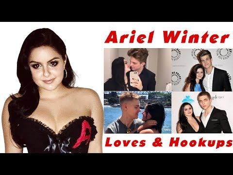 Guys Who Ariel Winter Has Slept With