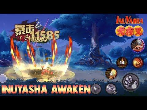 Game RPG Inuyasha Awaken, Main Sambil Ngikutin Cerita Anime