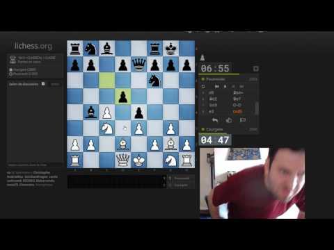 #82Blancs 02-05-2017: Anglaise - 1...e5 2.g3 - lignes avec c6 et e4!? (GM Igor Nataf)