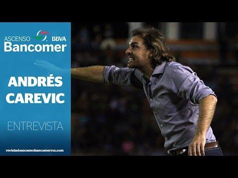 Entrevista con Andrés Carevic, DT de Mineros.
