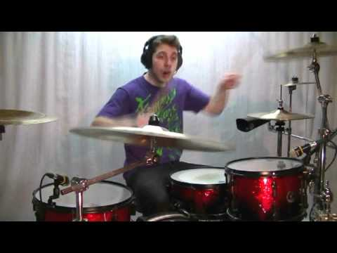 Blink 182 First Date Drum Cover STUDIO QUALITY