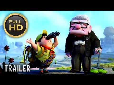 🎥 UP (2009) | Full Movie Trailer in HD | 1080p Mp3