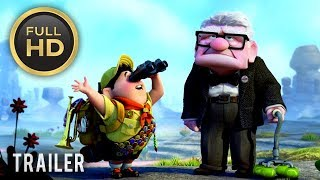 🎥 UP (2009) | Full Movie Trailer in HD | 1080p