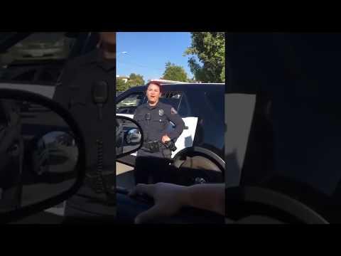 Армянка из полиции Лос-Анджелеса (США) встретила армян.