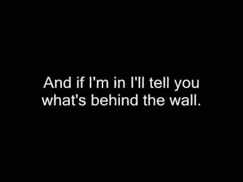 Pink Floyd - The Final Cut - lyrics