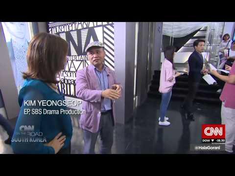 CNN On The Road - YG Family and 2NE1 (South Korea)