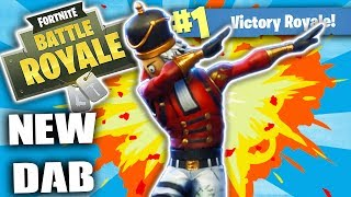 *NEW DAB* FORTNITE NEW EMOTE, RARE SKIN & NEW PICKAXE! FORTNITE NEW SECRET ITEMS! (BATTLE ROYALE)