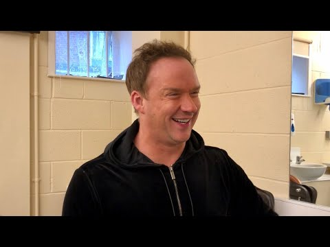 Russell Watson 2018 TV HD Video INTERVIEW - New Tour Dates / Album / Loose Women - Wife / Daughters