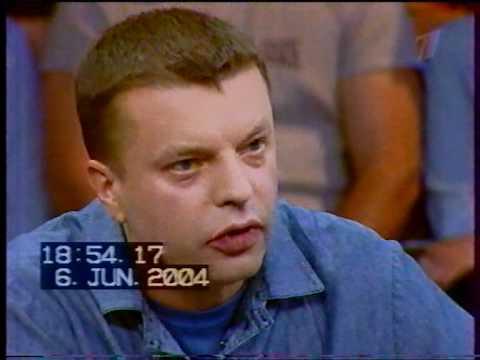 2004. Парфенов и Познер обсуждают уход Парфенова с НТВ