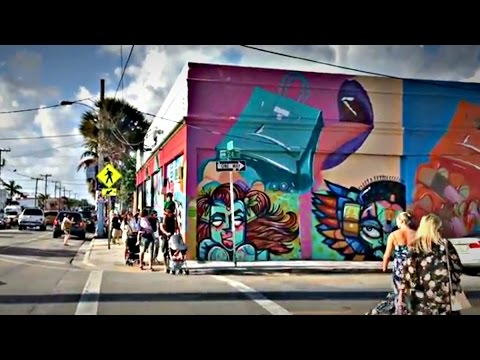 WYNWOOD (WHAT TO DO IN MIAMI) Art, Tacos, & Dogs!