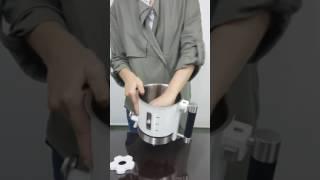 널리팝 컵 분리 방법