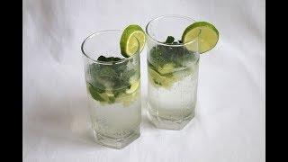 МОХИТО (безалкогольный) | Освежающий напиток