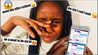 I CATFISHED My 9 Year Old Daughter... 😱💔You Won't Believe This Happened