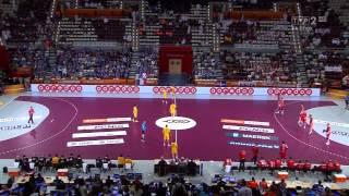 Mistrzostwa Świata w Piłce Ręcznej 2015 Qatar Polska vs Hiszpania HD Mecz o 3 miejsce.