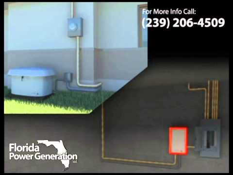 Cummins Whole House Generators - How It Works - Florida Power Generation LLC Bonita Springs