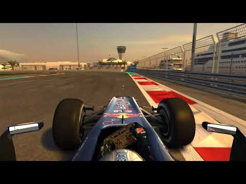 F1 2010 Abu Dhabi Hotlap