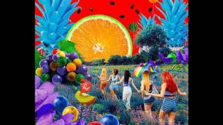 "AUDIO  Red Velvet (레드벨벳) - Red Flavor (빨간 맛) MV [Full Audio] Mini Album ""The Red Summer"""