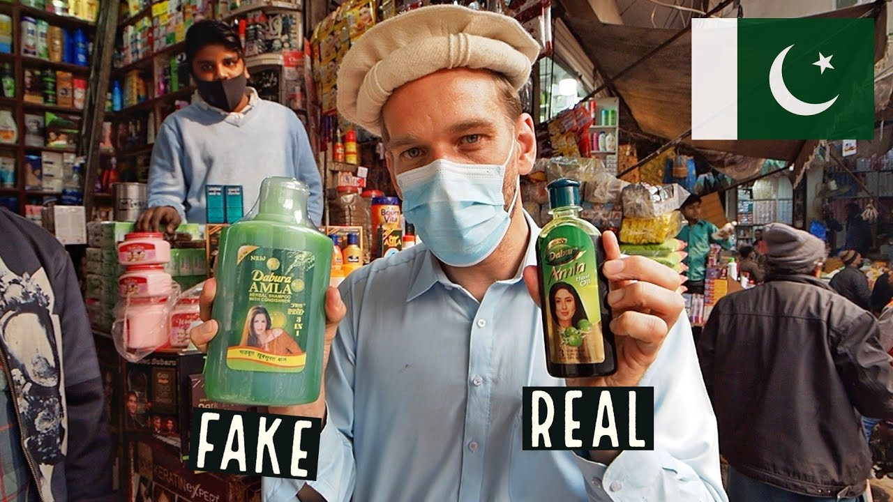 """Pakistan's """"Little India"""" Market! Indian-Made Products for Sale in 🇵🇰"""