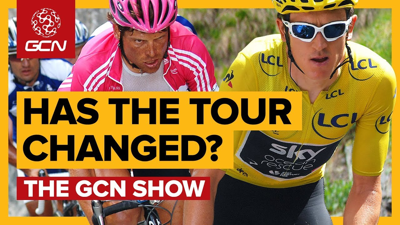 Has The Tour de France Really Changed !  bbd20e096