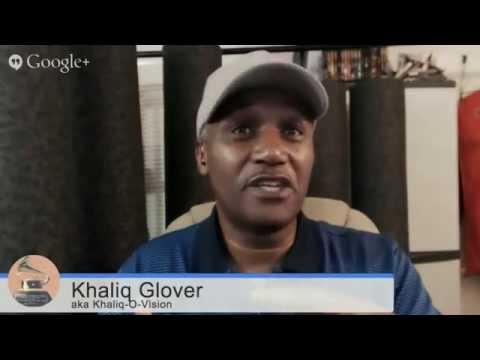 [MIXING HANGOUTS] Industry - Khaliq Glover Music Hangouts 082914