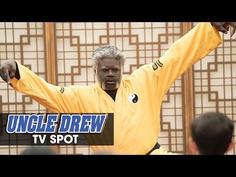 "Uncle Drew (2018 Movie) Official TV Spot ""Wisdom"" – Kyrie Irving, Shaq, Lil Rel, Tiffany Haddish"