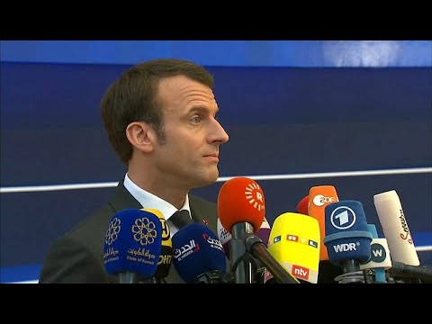 euronews (in English): Watch: Macron gives his view on possible Brexit extension