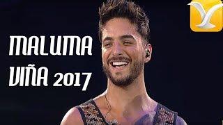 Скачать Maluma Festival De Vin A Del Mar 2017 Presentación Completa HD