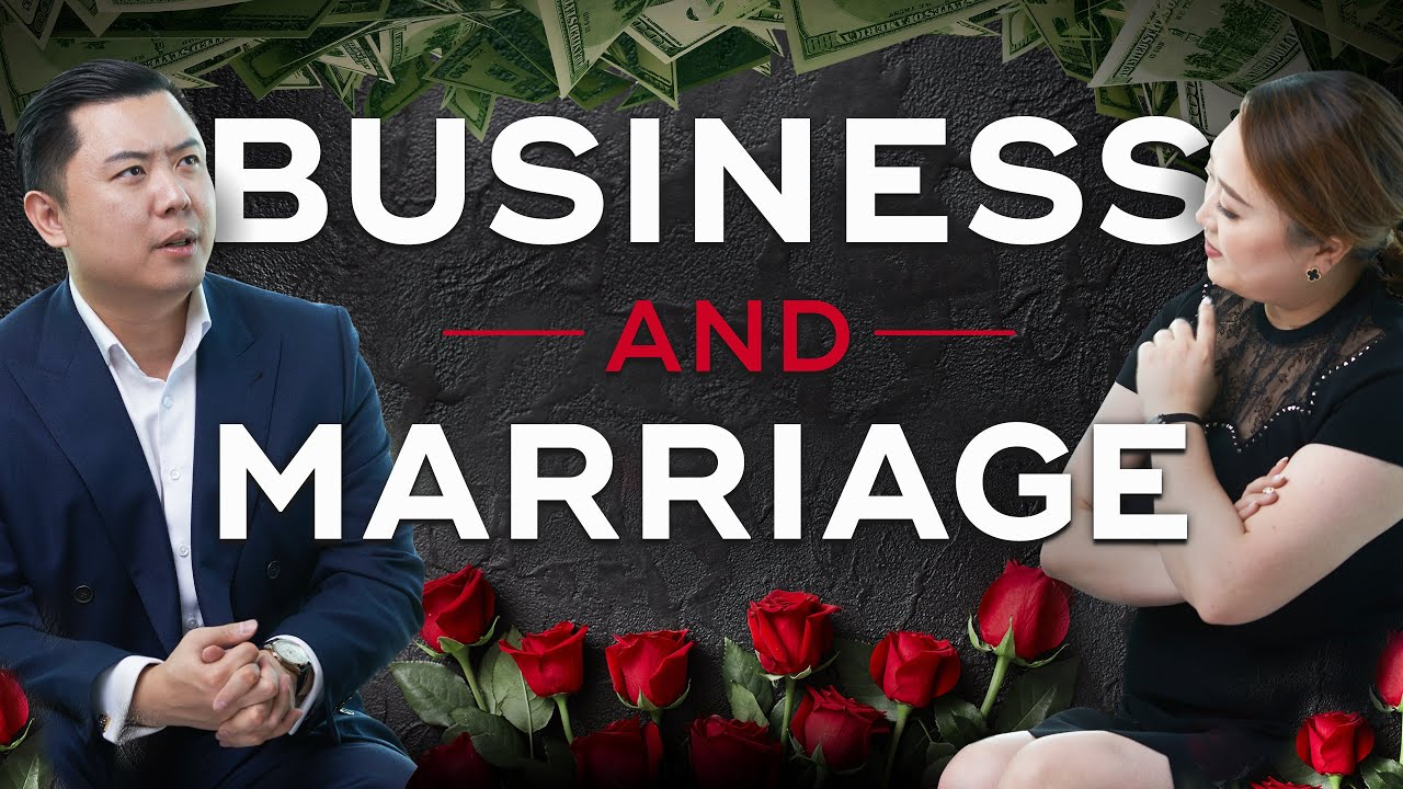 Balancing Your Business And Marriage