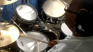 James Brown - I Got You (I Feel Good) Drum Cover
