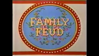 Family Feud - Roseanne vs. The Jackie Thomas Show YouTube Videos